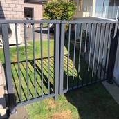 Aluminium Gate & Fence