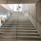 Stainless Steel Handrail for Public Area