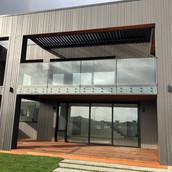 Unex Arena Point Frameless Glass Balustrade