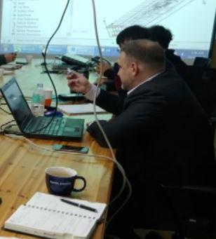 방열해석 자동화 구축 프로젝트 관련 협의 회의
