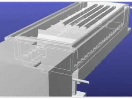 CFD를 통한 폐수처리장 내 슬러지 형성 저감을 위한 구조 설계 해석