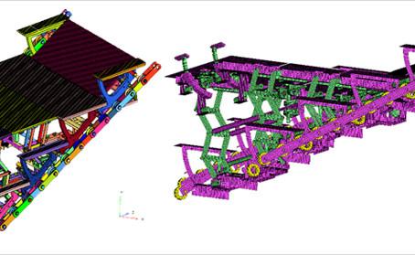 에스켈레이터 구조 안정성 분석
