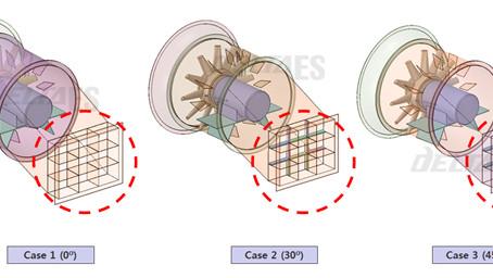 자동차 환경시험 풍동 시스템 내 FAN 성능 시뮬레이션