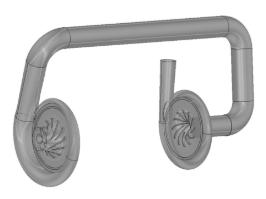 TURBOdesign Suite를 사용한 압축기 설계 및 최적화 정보 공유건