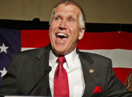 Did Thom Tillis 'save' Medicaid?