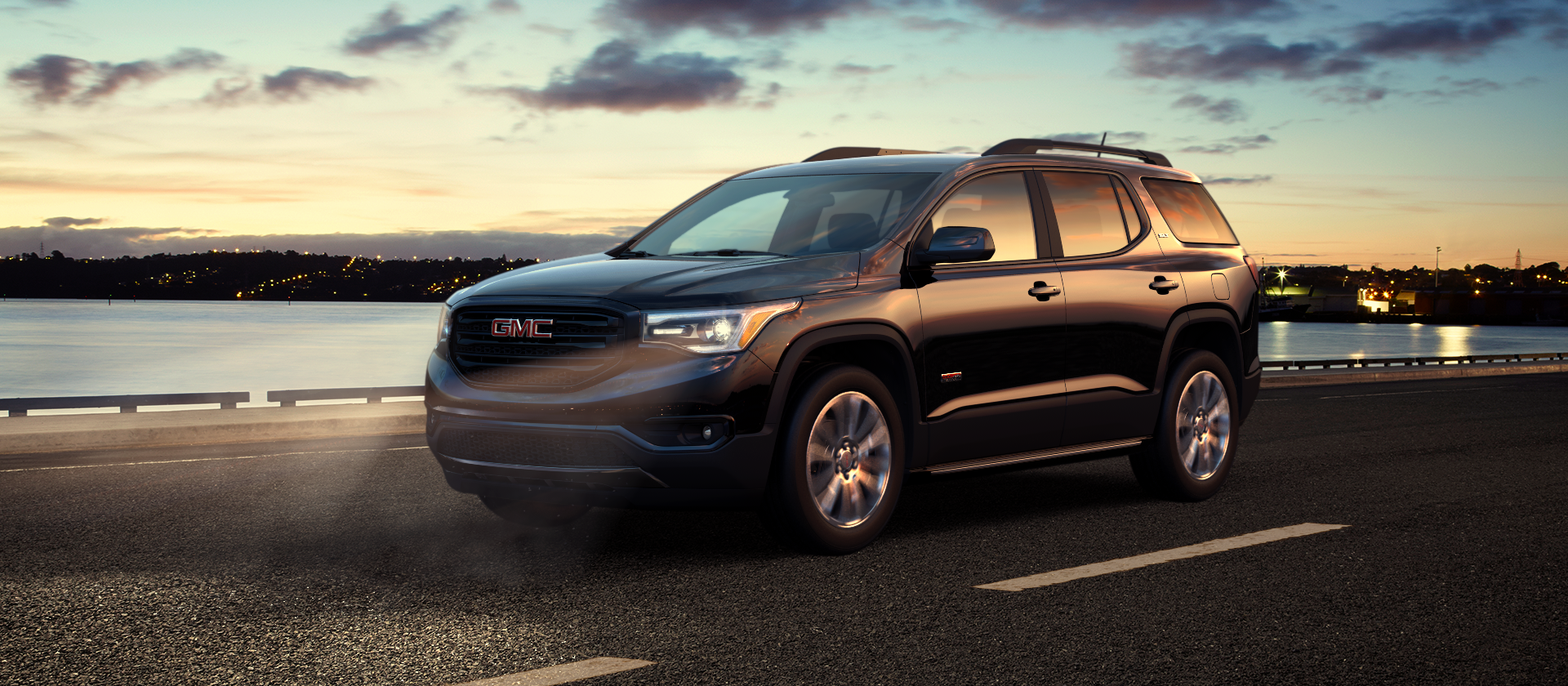 GMC Acadia Lighting by Jason Fernandes