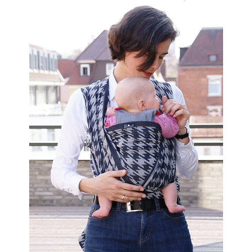 Didymos - Houndstooth Anthracite