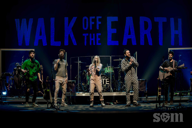 SOM presents WALK OFF THE EARTH