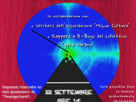 McLuc Culture a Urban Style Fest al Centro Giovani di Sorbolo