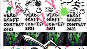 Verdi Graff: Contest nazionale di Graffiti il 18 Settembre a Parma