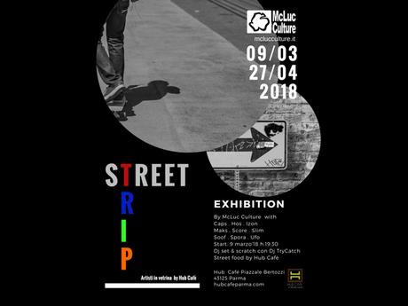 StreeTrip: Art Exhibition con gli artisti membri di McLuc Culture