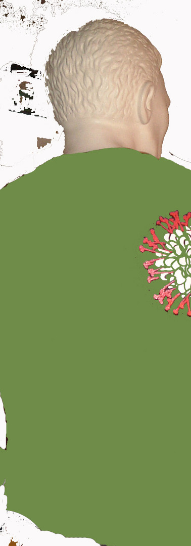 T.shirt Le Fleur du mal