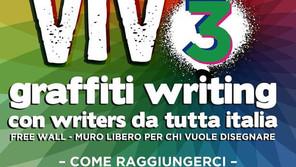 McLuc Culture presenta: Cemento vivo. 3jam. A Sassuolo il 15 Luglio.
