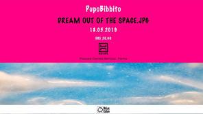 Dream Out of Space.JPG Esposizione di PupoBibbito a OltreArt curata da Mcluc Culture