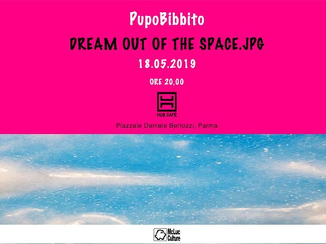 Dream Out of Space.JPG Esposizione di PupoBibbito a OltreArt curata da Mcluc Culture