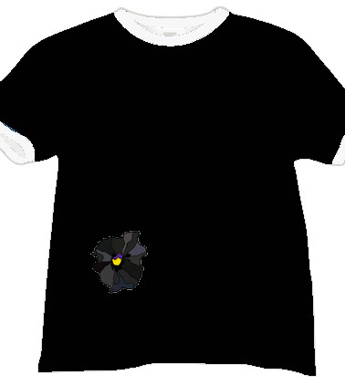 Urban Flowers T.shirt Collection