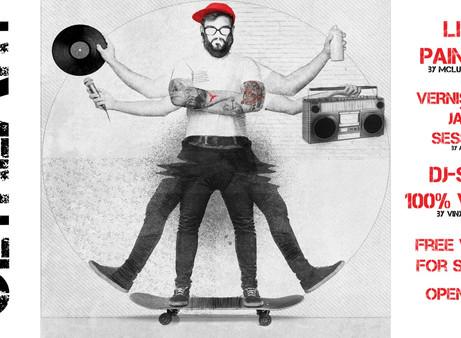 OltreArt – Oltretorrente Festival: l'arte urbana nei borghi d'Oltretorrente a Parm