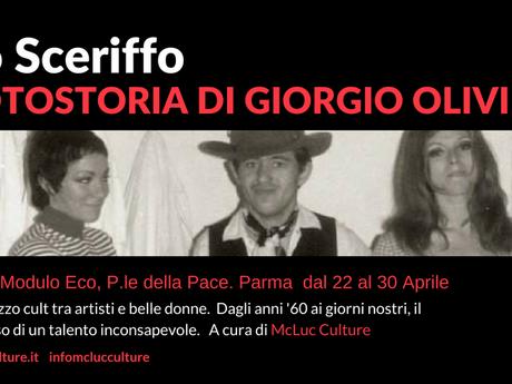 Lo Sceriffo: Fotostoria di Giorgio Olivieri. Paparazzo cult tra Artisti e belle donne.
