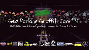 Geo Parking Graffiti Jam 2019 a Parma