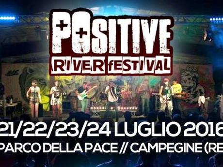 Jam di writing al Positive River Festival '16