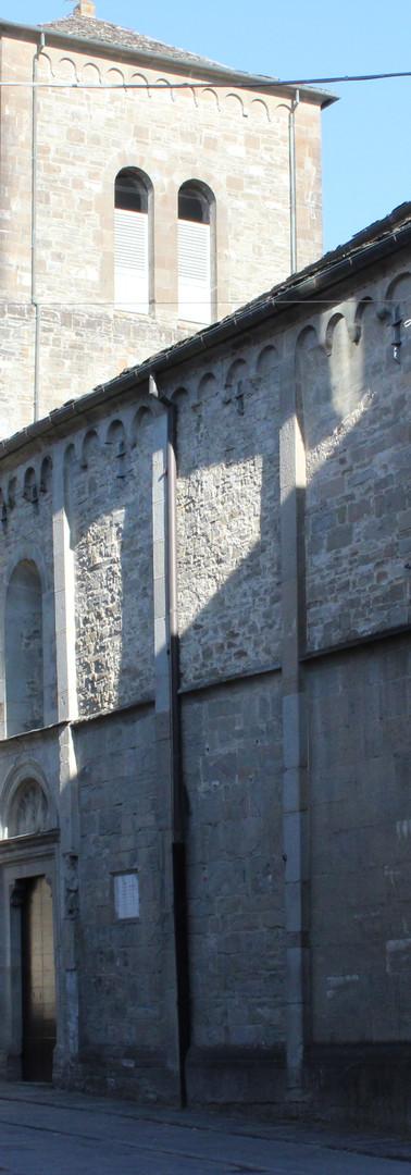 Berceto: Duomo