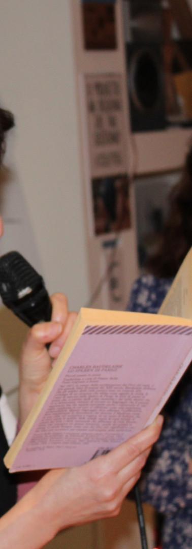 Imbrattamenti & Turpiloqui. Poesia e freestyle rap. Poeti & Cypha Varano. 2017 Graffiti e poesia due giorni presso il modulo eco in piazzale della pace. Parma -  Febbraio 2017.