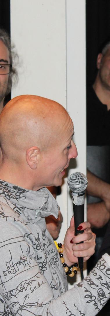 Barbara Barbieri e Fabrizio Maci