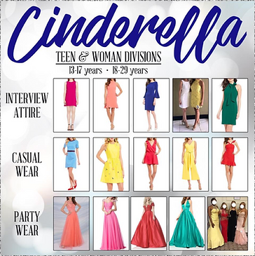 Cinderella Teen & Woman Clothing Examples.png