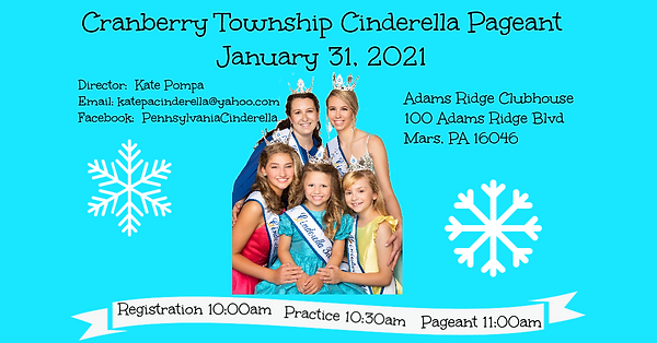Cranberry Township Facebook Event Cover.