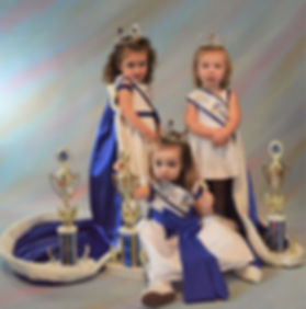PA Cinderella State Pageant Baby Royalty