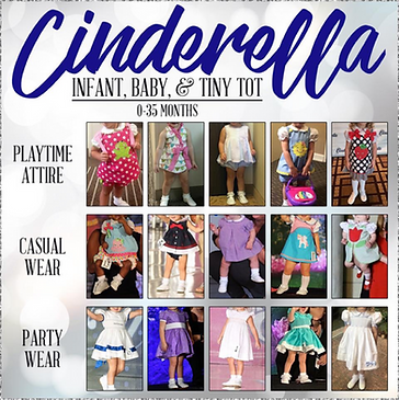 Cinderella Baby Clothing Examples.png