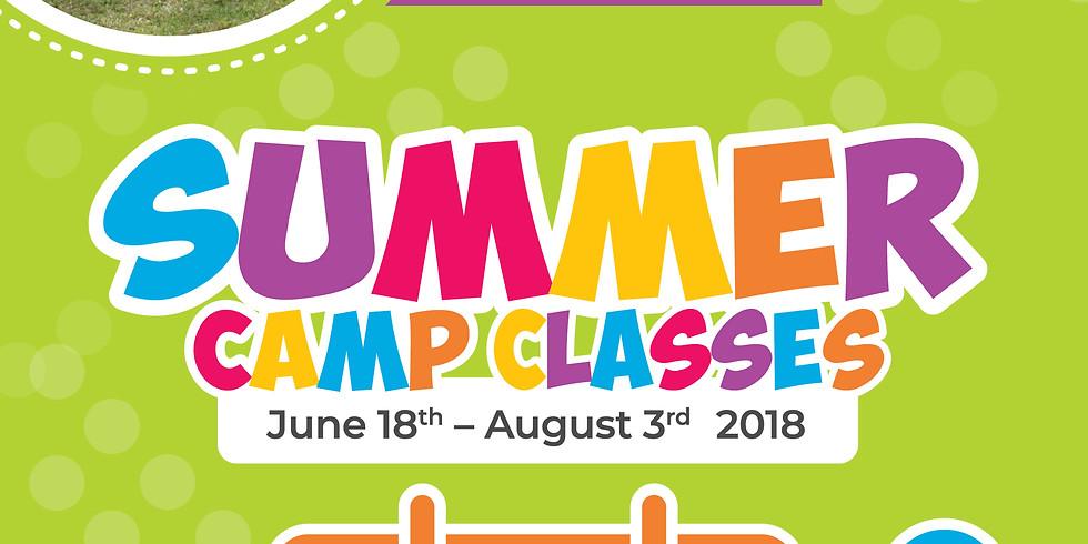 Summer Camp Classes
