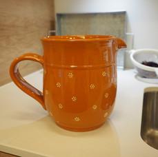Kaffee oder Blüemlitee?