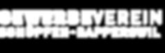 Schriftzug Gewerbeverein-Schuepfen-Rappe
