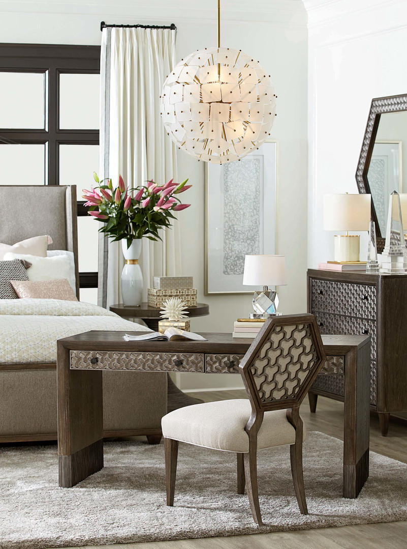 EMBRACE ARRESTING DECOR!