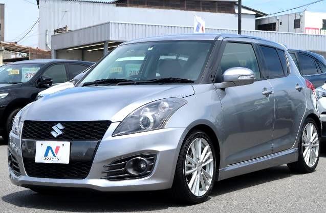 ID#00012   Suzuki Swift Sport 2013-Grey