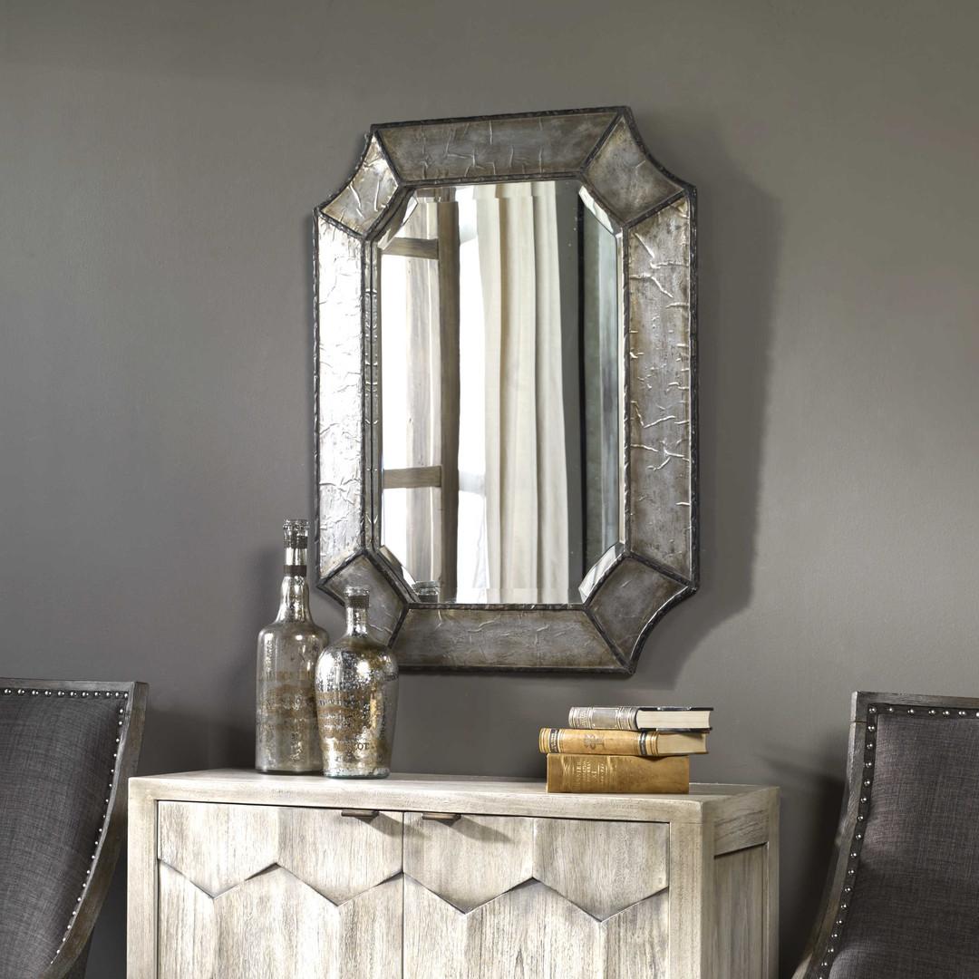 I#13628-b Mirror Silver