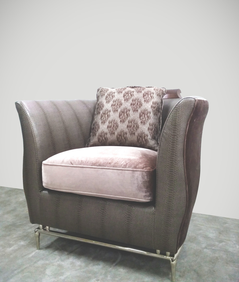 I#CH62897 _ Wing Chair