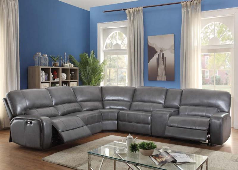 I#53745 Sectional Grey