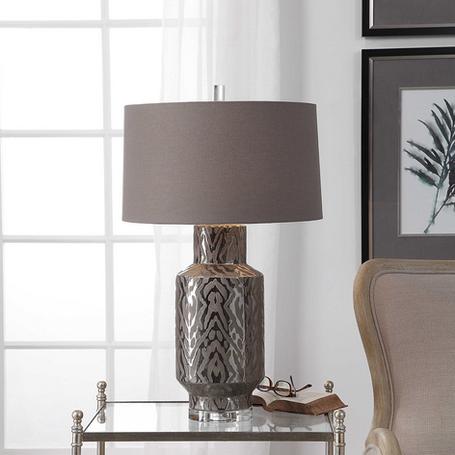 I##6217 _ Ceramic Lamp