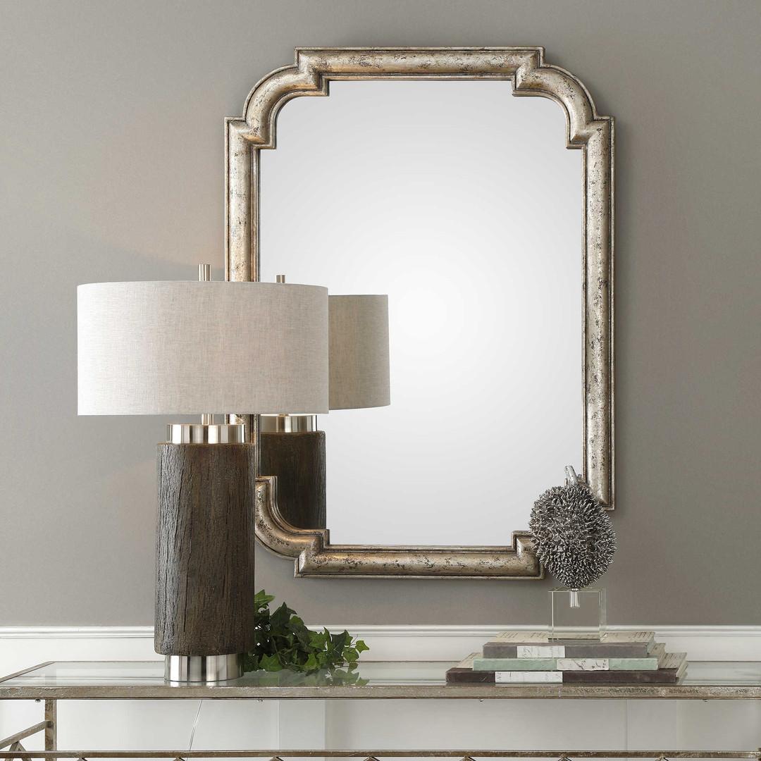 I#09385 _ Mirror Silver