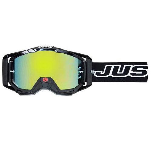 Masque JUST1 Iris Solid noir