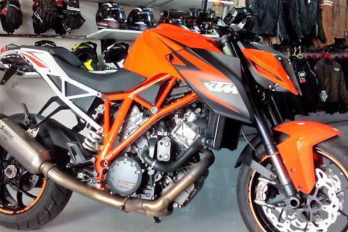 KTM SUPERDUKE 1290 R 2016