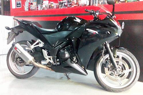 CBR250R NOUVEAU PERMIS A2
