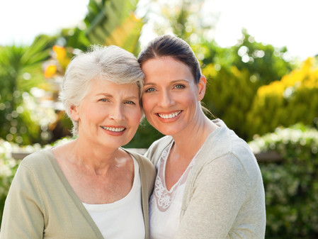 Tapping Script for Recovering from the Loss of Your Mother
