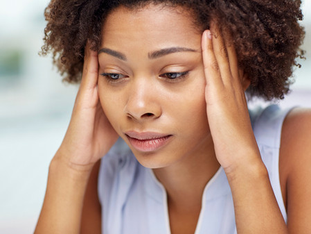 Tapping Script for Stress and Overwhelm