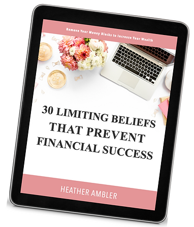 30 Beliefs Financial in iPad Image 6:29: