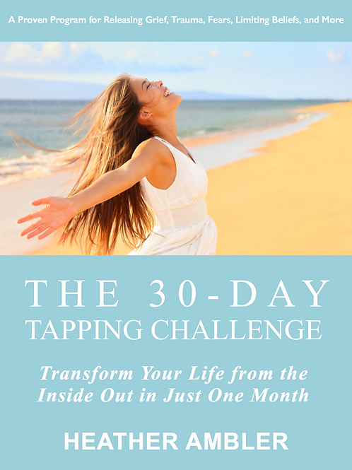The 30-Day Tapping Challenge Ebook