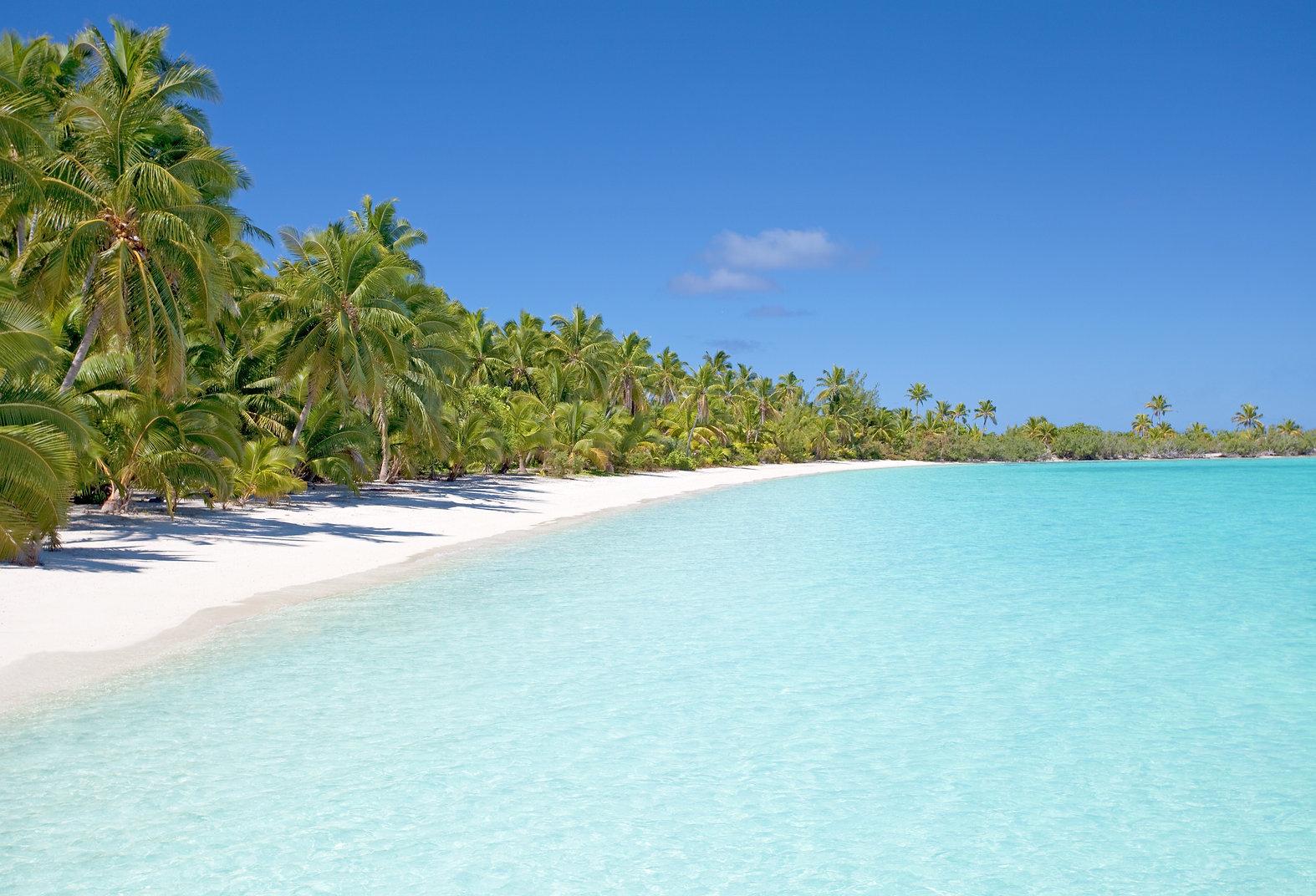 Clear Blue Sea Tropical Beach.jpg