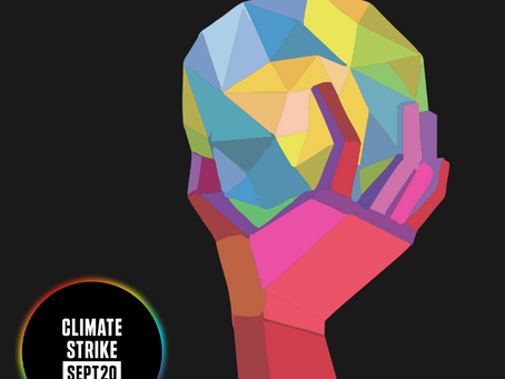 Support Our Youth on September 20, 2019 @ 10 am at the Climate Strike in Sac